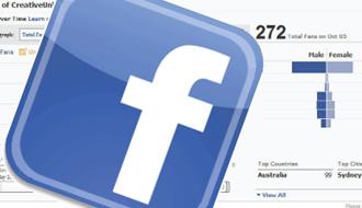 "Facebook aggiunge il parametro ""people talking about"" negli insight"