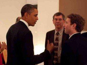 Facebook scende in politica: chi appoggerà?
