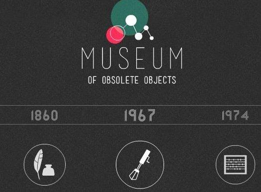 "Tecnologia e storia: un tuffo nel passato con ""Museum of obsolete objects"""