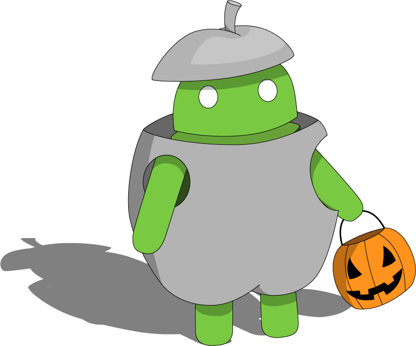 Top 3  Halloween app per iPhone e Android