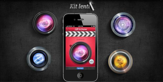 LifE in frame di Eridania, l'app per vedere la tua vita in stop motion