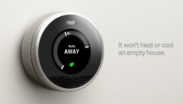 Nest Learning Thermostat: un termostato in stile iPod