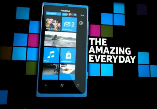 Nokia mira in alto con i nuovi Windows Phones Lumia 710 e Lumia 800