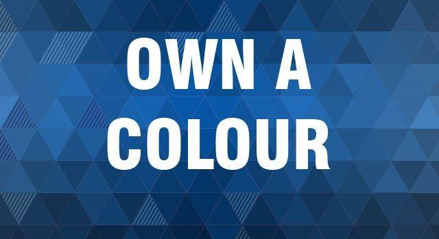 Own a colour per Unicef: compra un colore ed aiutali a salvare i bambini