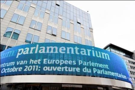 UE, apre il Parlamentarium