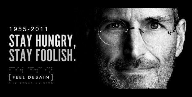 Steve Jobs, le agenzie creative del mondo gli rendono omaggio
