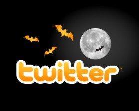 Halloween, trick or Tweet?