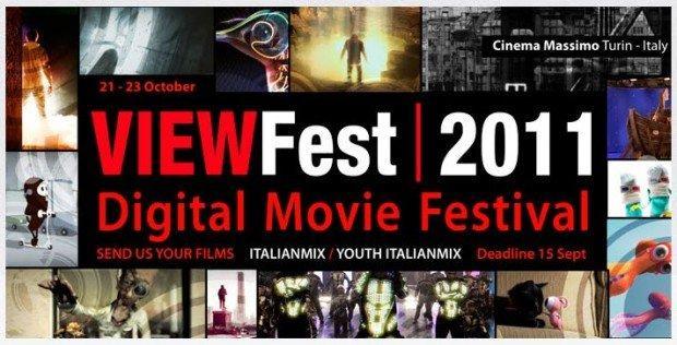 """A Torino la View Fest e la View Conference 2011 vi portano """"in un altro mondo""""! [EVENTO]"""