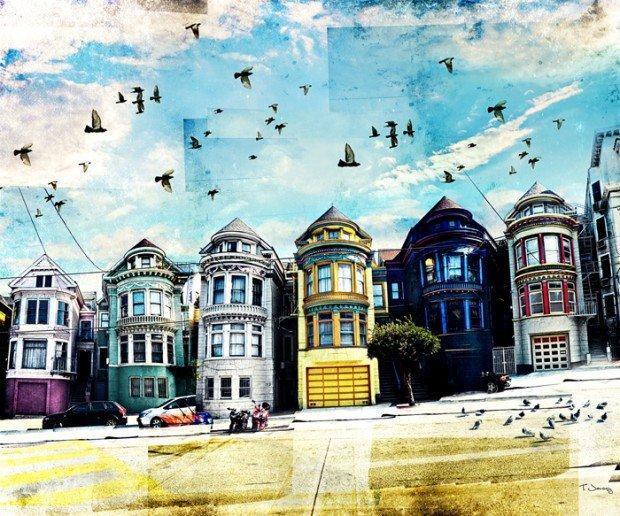 Cityscapes: la visione urbana di Tim Jarosz