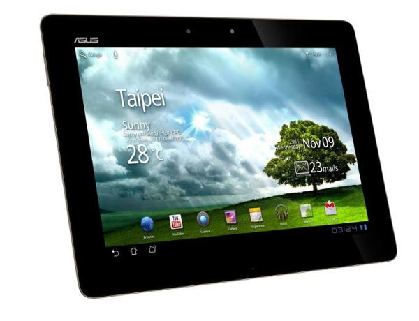 Asus Transformer Prime, il primo quad core tablet