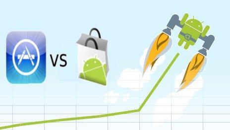 L'Android Market si evolve: il robot verde mette le ali! [INFOGRAFICA]
