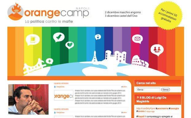 OrangeCamp: il 2 e il 3 dicembre diventiamo innovatori della democrazia partecipativa! [EVENTO]