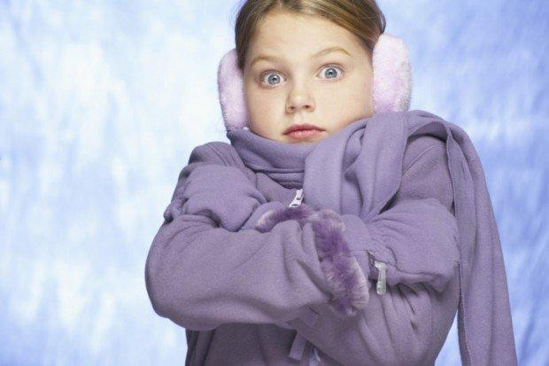 Siete freddolosi? Una stazione di riscaldamento mobile per voi!