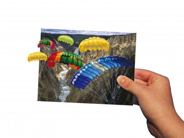 La stampa in 3D senza occhialini: H3D System Lenticolare