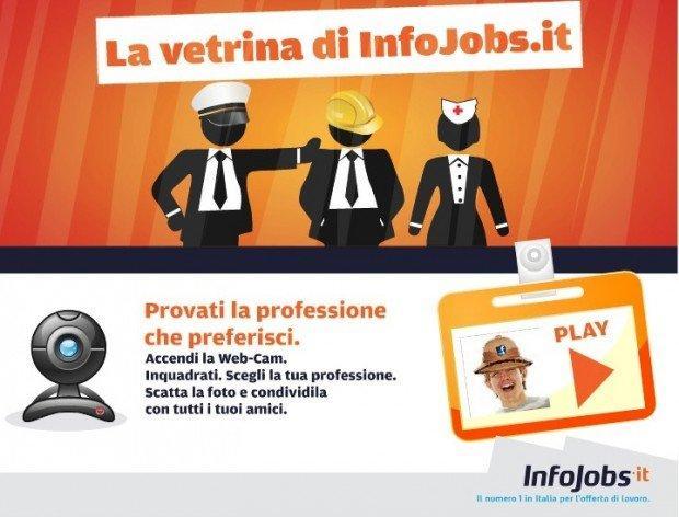 InfoJobs.it lancia una nuova campagna di comunicazione integrata