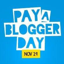 Pay a blogger day: il giorno del ringraziamento per i blogger!