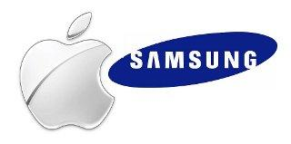 Apple vs Samsung: la sfida [Infografica]