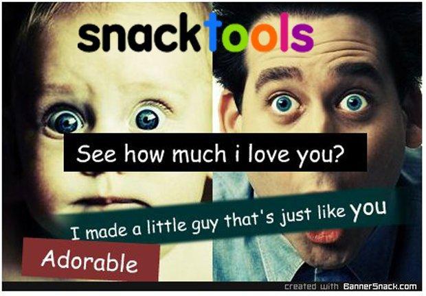 SnackTools: gli strumenti che danno vita al tuo blog