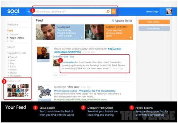 Socl, il social network di Microsoft esiste! [BREAKING NEWS]