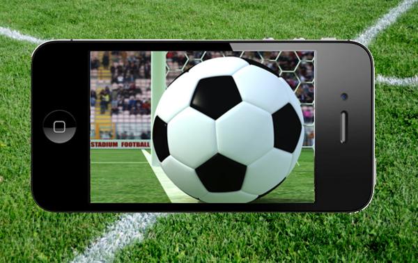Le 5 migliori applicazioni iPhone per i tifosi di calcio