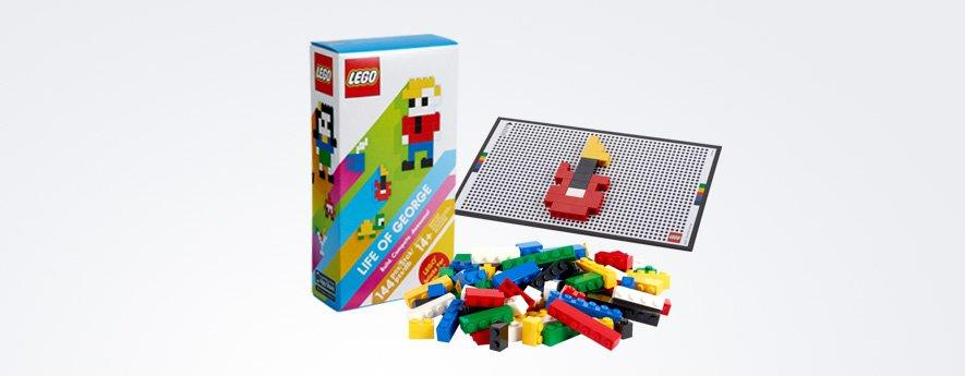 Life of George, LEGO incontra Apple