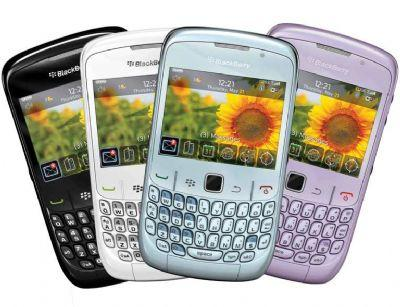 BlackBerry- 8520