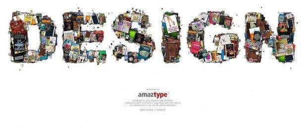 Amaztype: la ricerca tipografica di Amazon