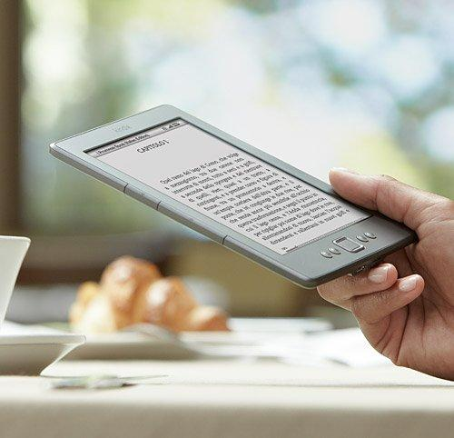 Il Kindle di Amazon disponibile anche in Italia