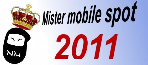 I migliori mobile spot del 2011