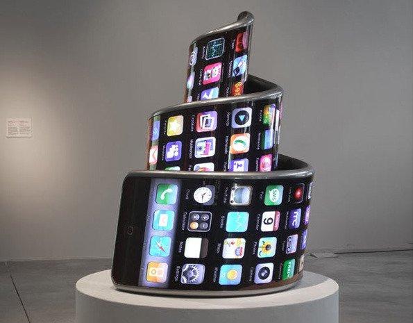 """Tecnologie """"contorte"""": i vostri device come opere d'arte!"""