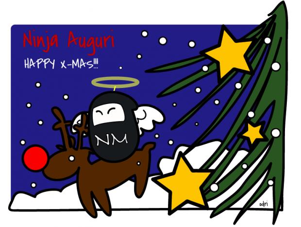 A chi si sente Ninja nel cuore: Auguri da Ninja Marketing e Ninja Academy!