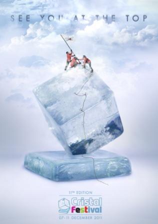 Al via il Cristal Festival, l'evento della creatività sulla neve [EVENTO]