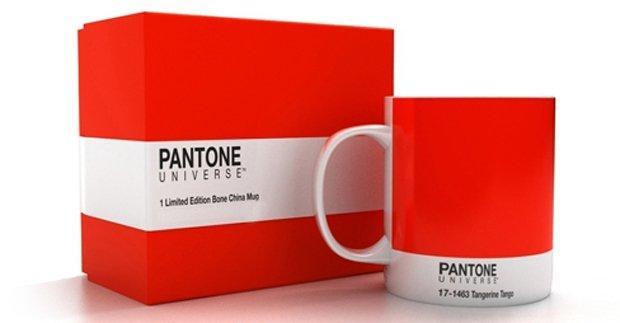 Tangerine Tango è il Pantone Color of the Year 2012
