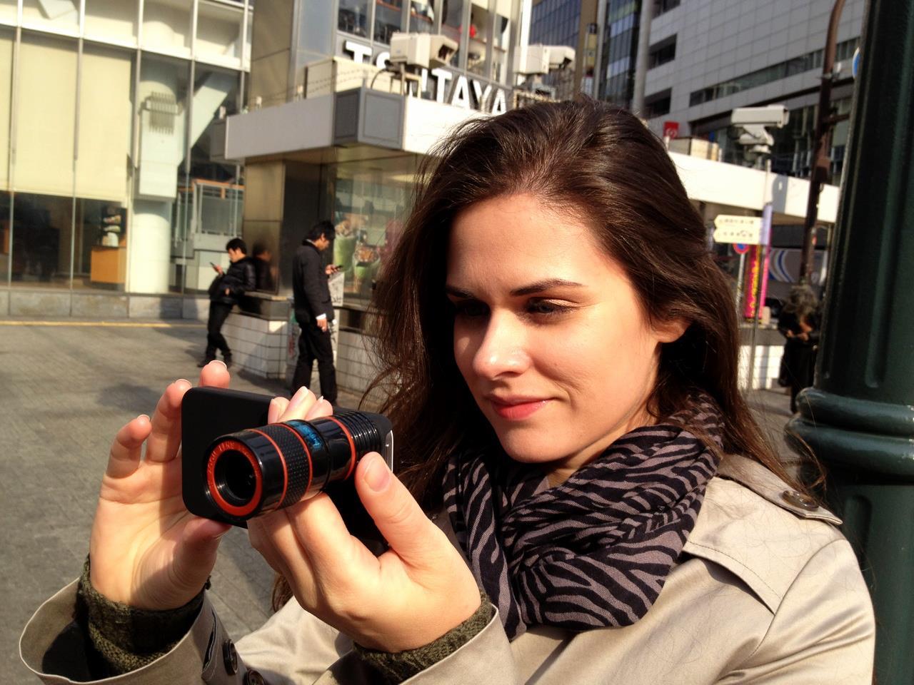 50 giorni, 15 stati e un iPhone: l'avventura di Lisa Bettany