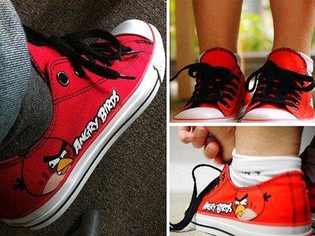 Angry Birds: questa volta tocca al fashion