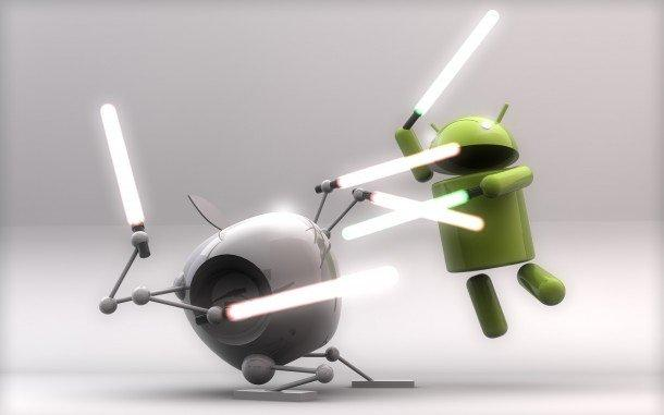 iPhone vs Android, cosa ne pensa il web? [Infografica]
