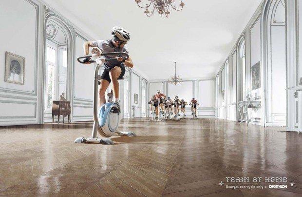 25 campagne pubblicitarie sullo sport
