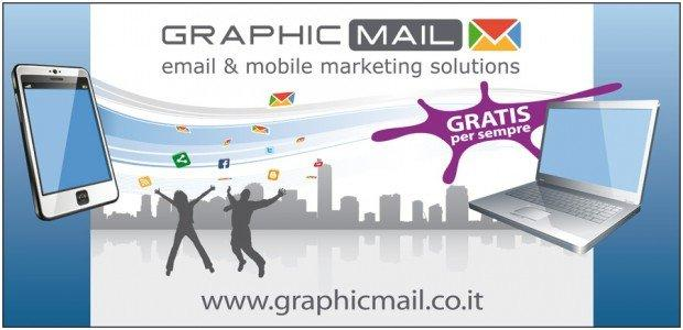 GraphicMail, piattaforma di email marketing per aziende e rivenditori
