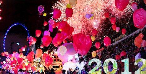 I 12 trend più interessanti del 2012