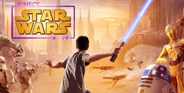 Kinect Star Wars Trailer: preparate le lightsaber! [VIDEO]