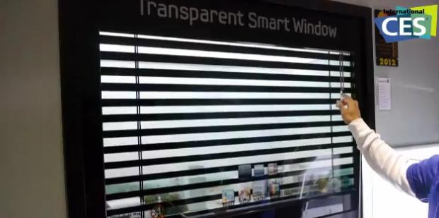Samsung Digital Window: il futuro è touch