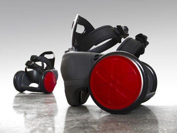 Scarpe motorizzate: con spnKiX sono realtà!