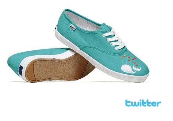 Social media shoes: le sneaker prendono spunto dal Web!