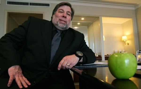 Steve Wozniak, co-fondatore di Apple, è un Android fan!
