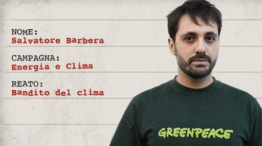 L'attivismo non è un crimine: nascono i banditi del clima Greenpeace