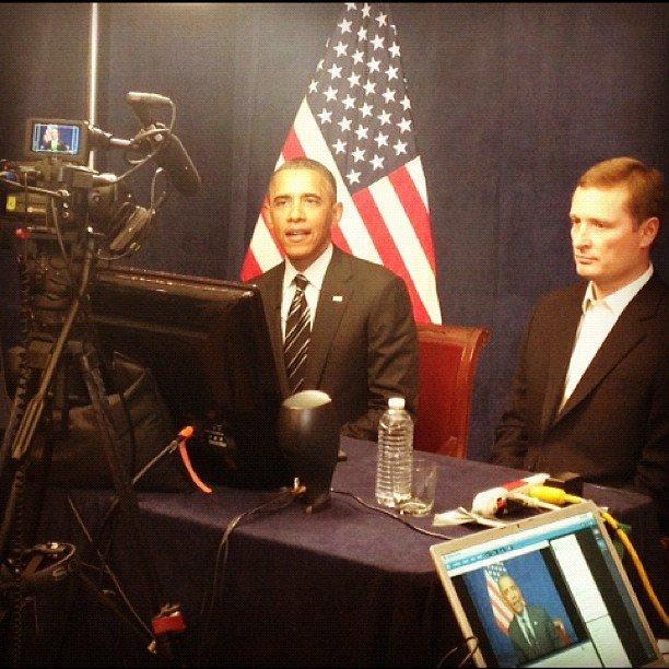 Barack Obama anche su Instagram! [BREAKING NEWS]