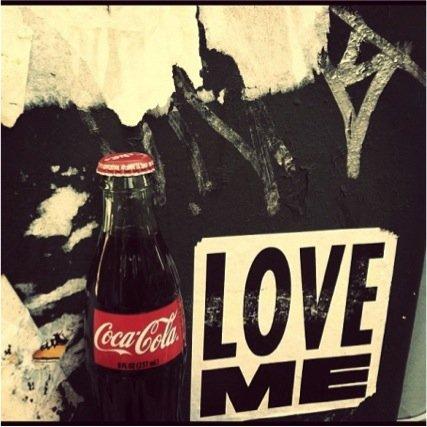 Coca Cola porta la felicità su Tumblr