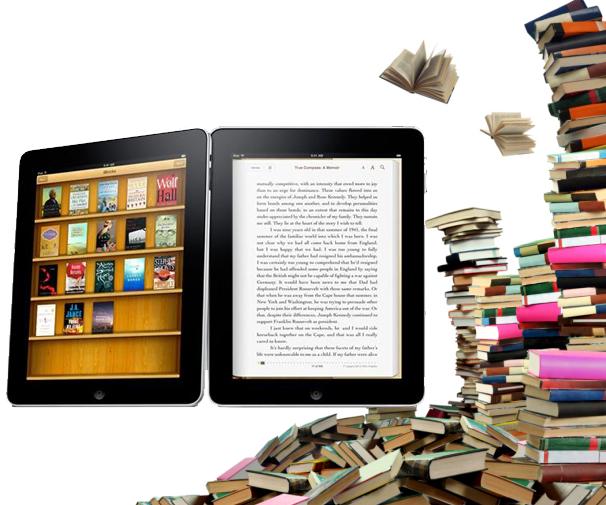 E-book app: l'editoria entra negli appstore