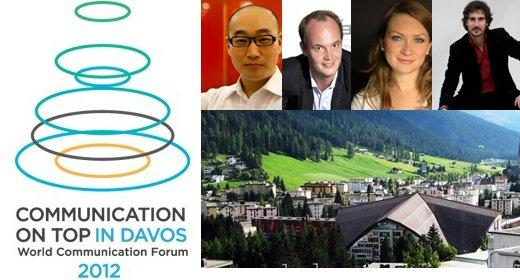 Forum Davos 2012: un evento imperdibile tra scienza e comunicazione [EVENTO]