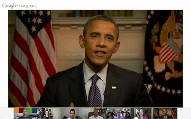 Gli americani intervistano Barack Obama su Google+ [VIDEO]